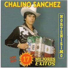 chalino sanchez 17 mejores exitos album cover