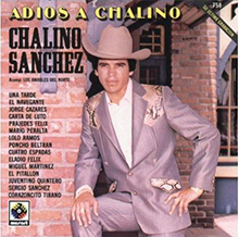 adios a chalino album cover