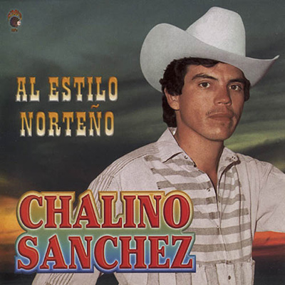 chalino sanchez al estilo norteno album cover
