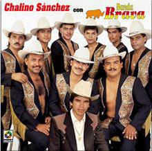 chalino sanchez con banda brava album cover