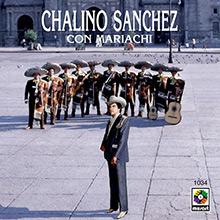 chalino sanchez con mariachi album cover