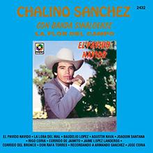 chalino sanchez el pavido navido album cover