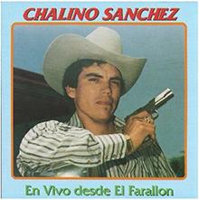 chalino sanchez en vivo desde el farallon album cover