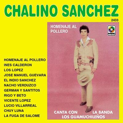 Chalino Sanchez Homenaje al Pollero album cover
