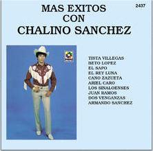chalino sanchez mas exitos album cover